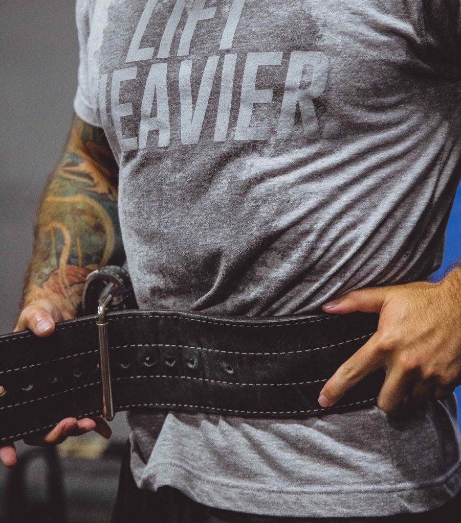 Should Your Wear A Lifting Belt