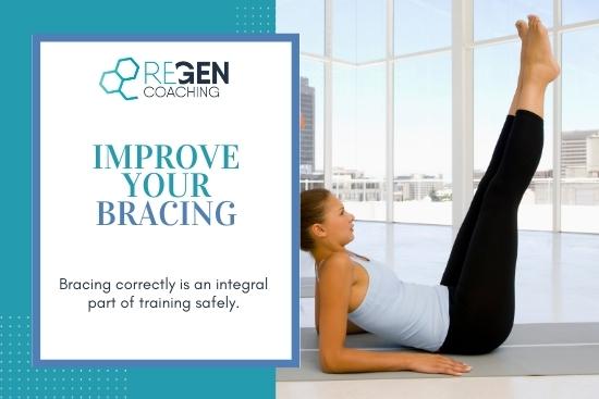 Improve your bracing