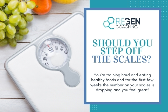 Should you step off the scales
