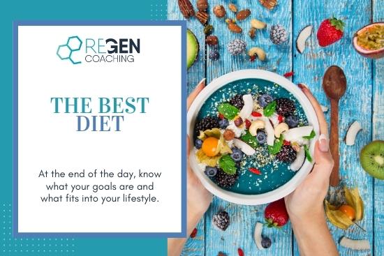 The best diet