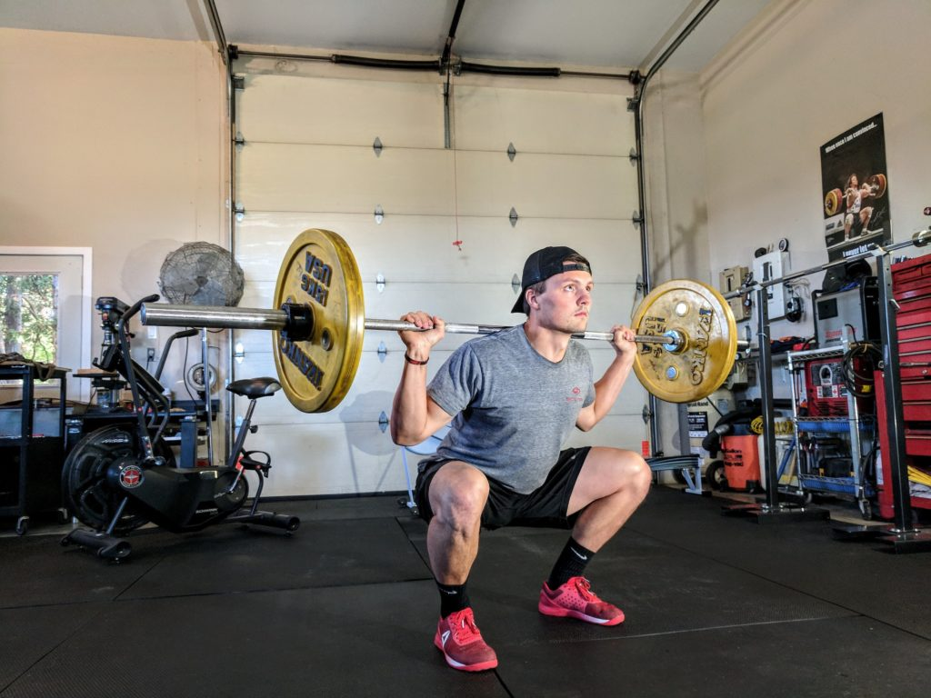 How To Perform A Squat