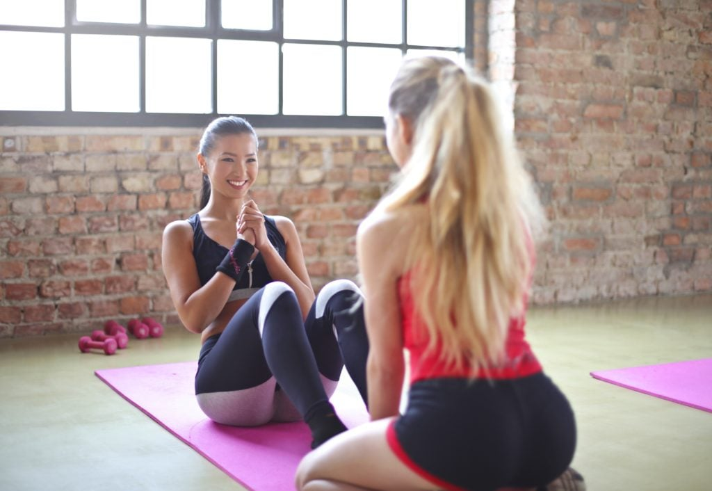 Benefits Of A Training Partner