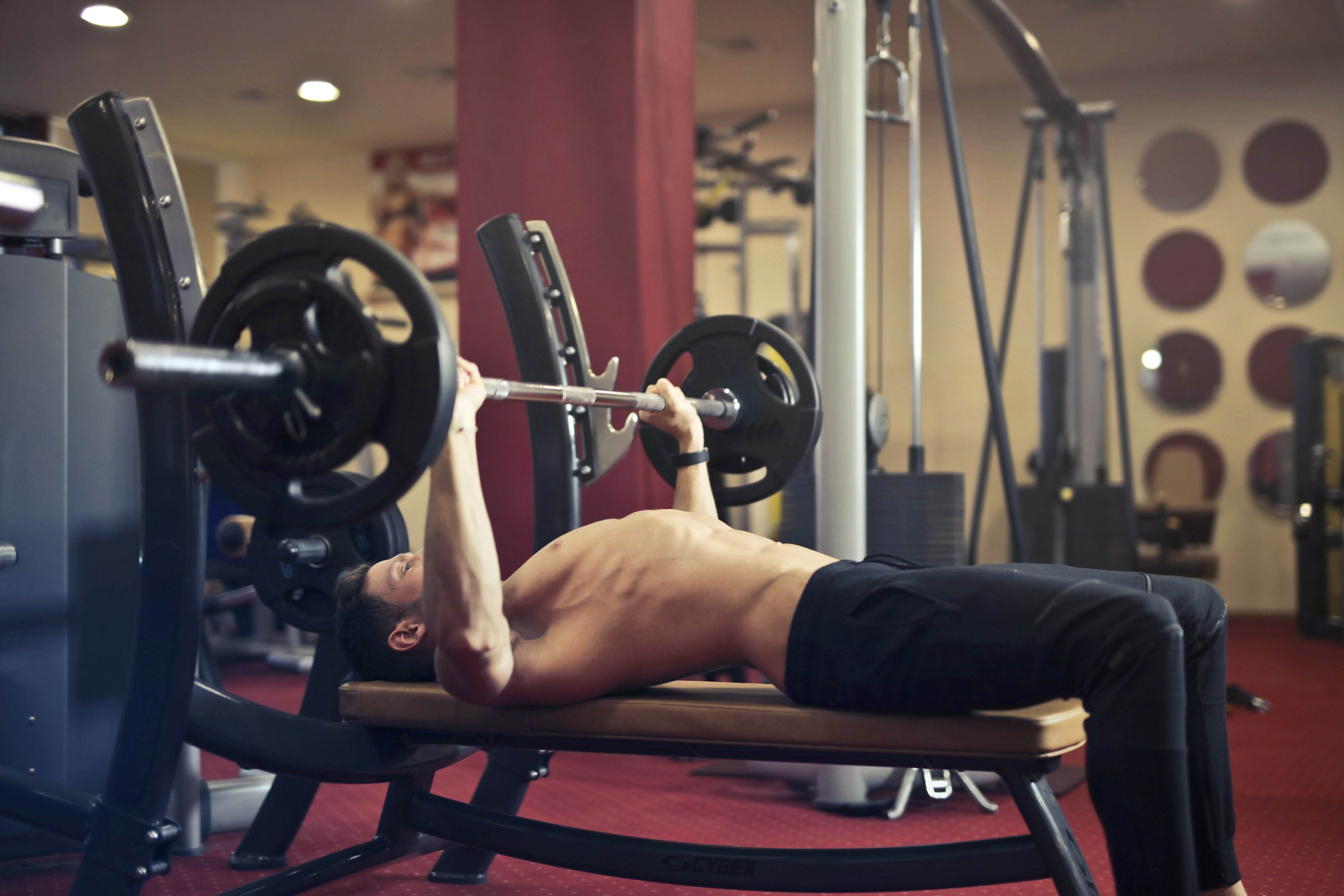 How To Perform A Bench Press