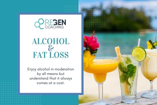Alcohol & Fat Loss