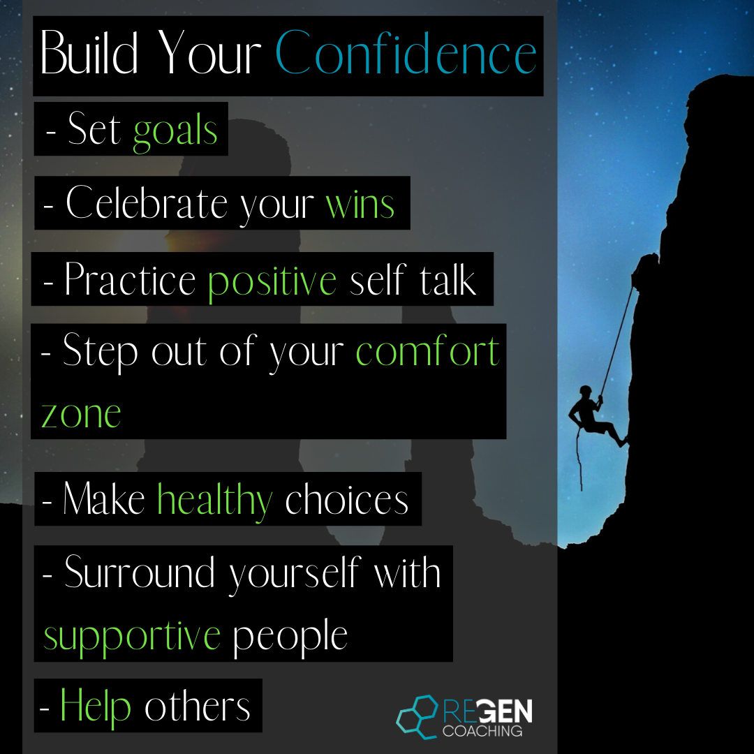 Insta - Build Your Confidence