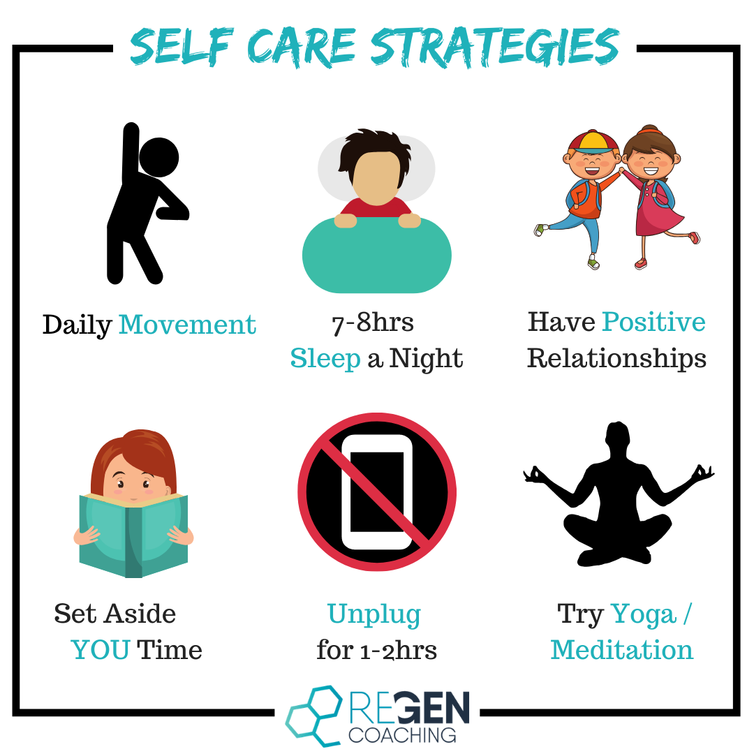 Insta - Self Care Strategies