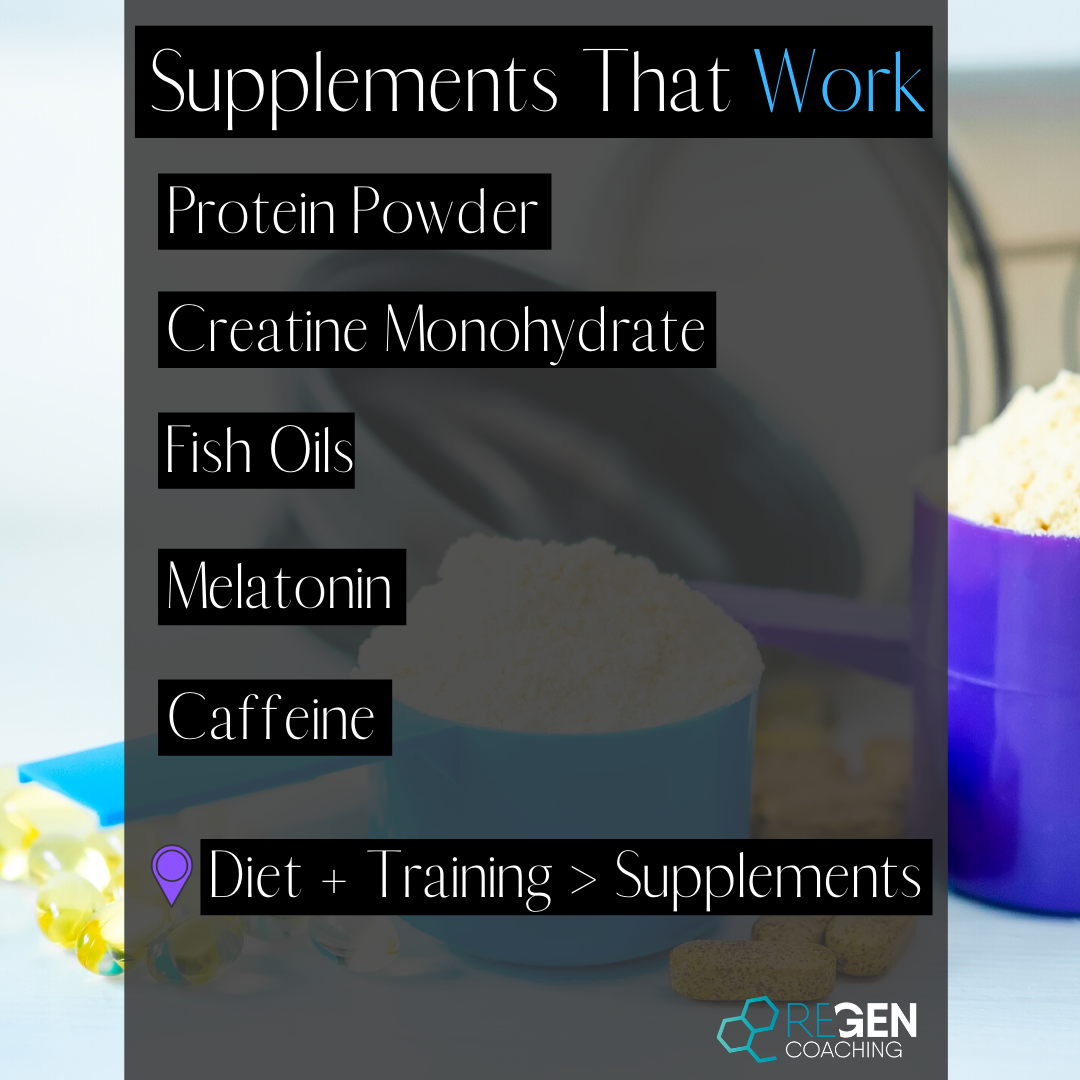 Insta - Supplements that work