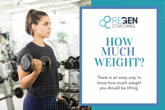 How Much Weight Should I Be Lifting?